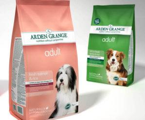 Корм для собак Арден Гранж: состав, цена и отзывы потребителей