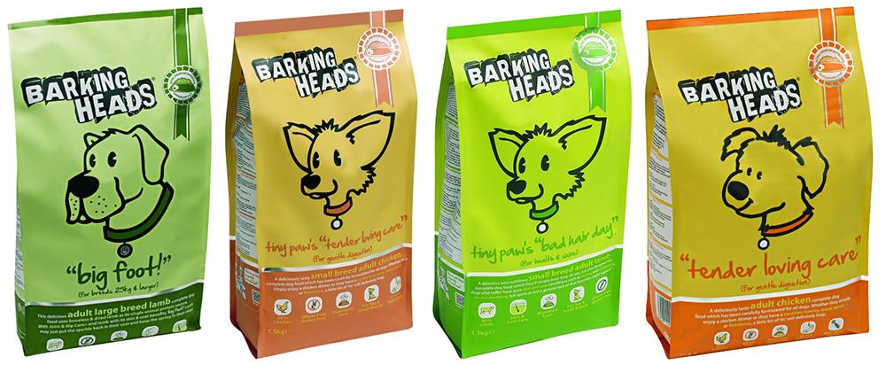 Плюсы и минусы корма Barking Heads