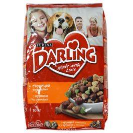 Корм Дарлинг для собак