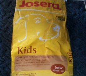 Корм Josera для щенков