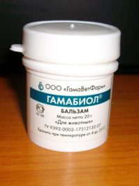 Гамабиол для лечения мастита у собак
