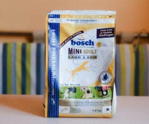 Корм Bosch – лидер собачьего питания от немецкого производителя
