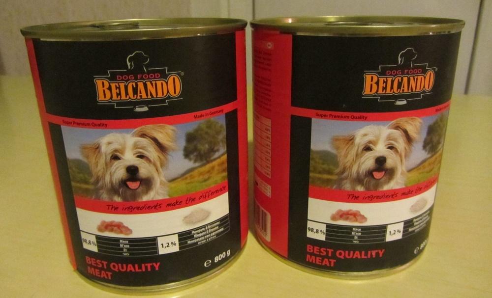 Корм Белькандо для собак