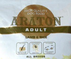 Собачий корм Araton  – питание премиум класса от литовского производителя
