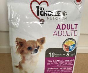 Корм для собак 1st choice: состав, цена и отзывы собаководов и ветеринаров