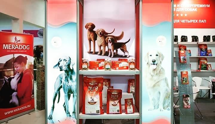 Корм для собак МераДог
