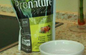 Плюсы и минусы корма Pronature Holistic
