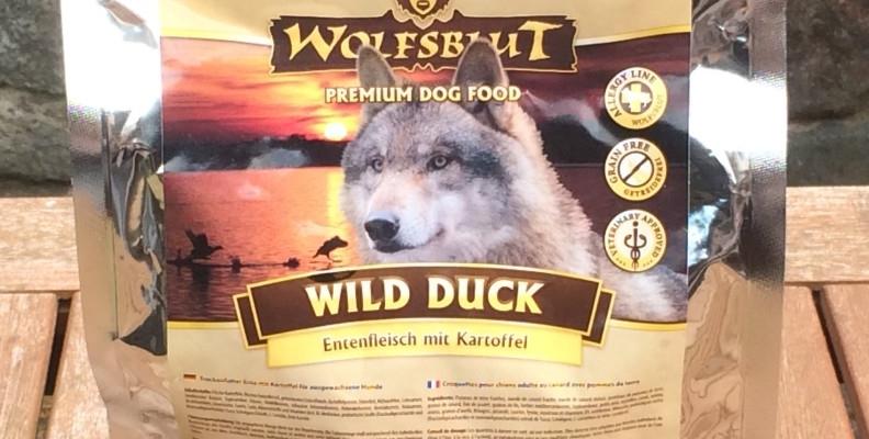 Линейка кормов Wolfsblut