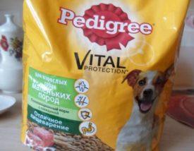 Ветеринары о корме Педигри