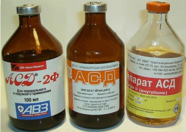 АСД фракция 2 3 применение при псориазе отзывы