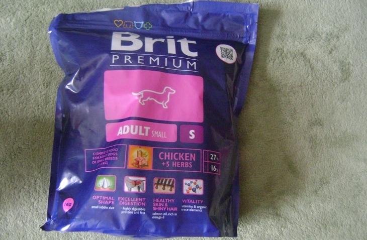 Корм для собак Brit Premium