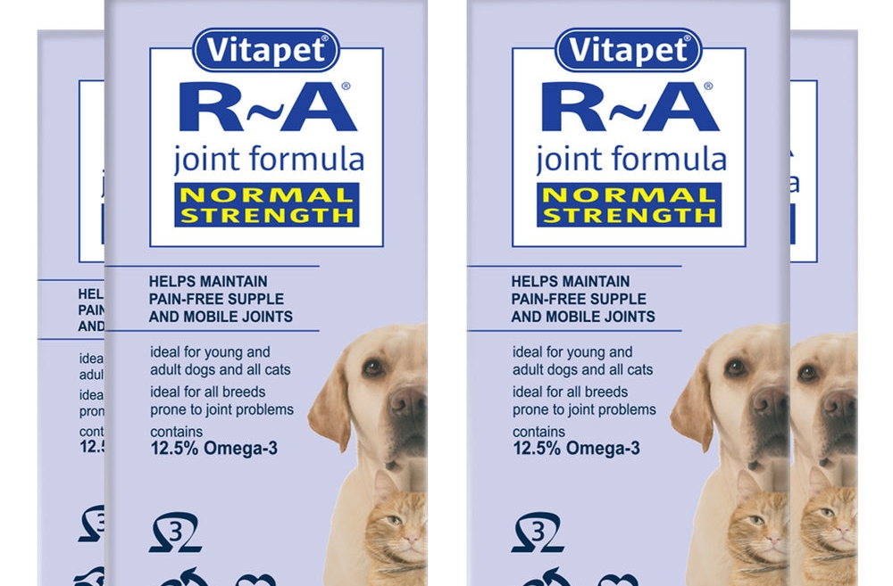 VITAPET R and A Formula For Large Dogs