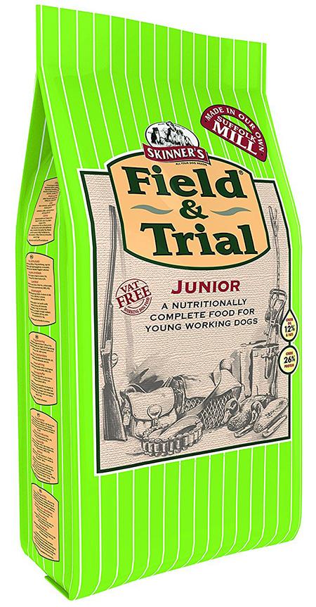 Линейка кормов «Field&Trial»