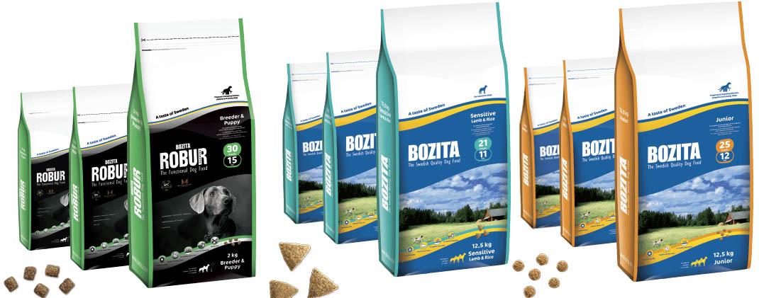 Корм для собак Bozita (Бозита)
