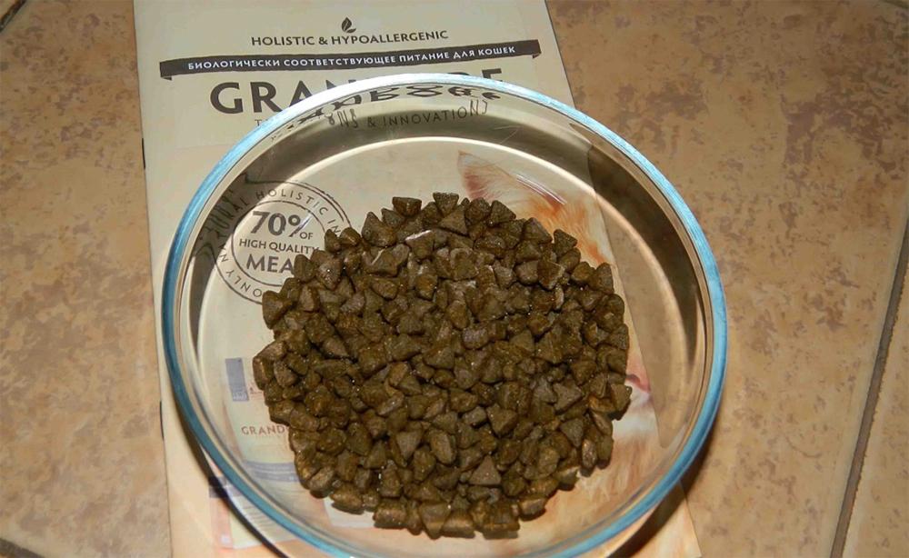 Корм для собак Грандорф