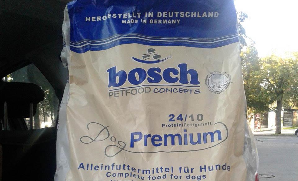Корм для собак Bosch (Бош)