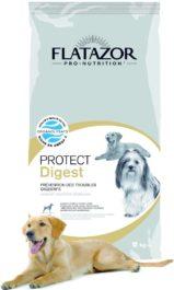 Flatazor Protect корм для собак с проблемным пищеварением