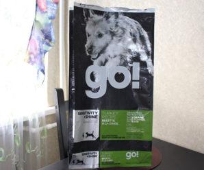Корм для собак Go (Гоу): обзор состава, отзывы покупателей и цена