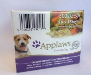 Собачий корм Applaws – высококачественное английское питание