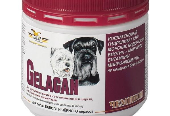 Действие препарата Гелакан