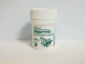 Принцип действия препарата Хондартрон