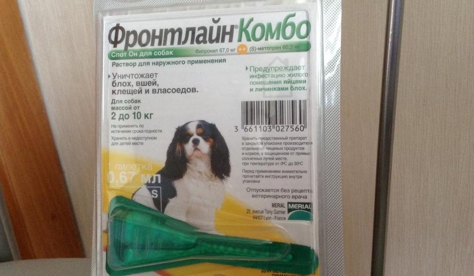 Фронтлайн для собак