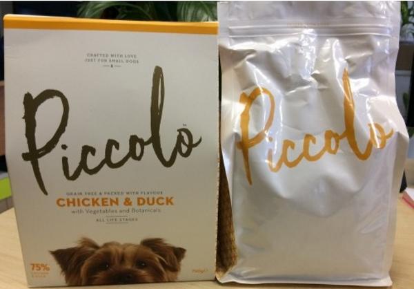 Корм для собак Piccolo