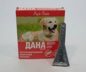 Капли Дана для собак — универсальный защитник от блох и клещей