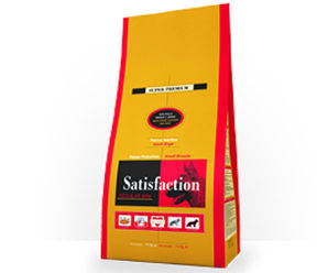 Корм для собак Сатисфекшн (Satisfaction): особенности и преимущества продукта